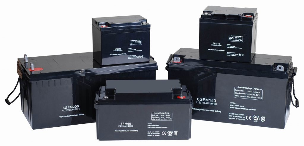 Deep Cycle Batteries Supplied By Solar 4 Africa