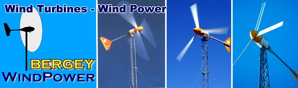 bergey-windTurbine